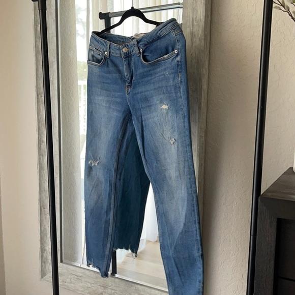 Zara skinny jeans-10